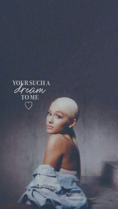 Ariana Grande Sweetener Rem Album Wallpapers Zedge