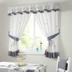 kitchen window curtain ideas cortinas galería de fotos espaciohogar