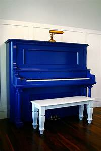 How to Paint a Piano | McArthur Homes