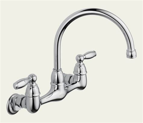 Wall Mount Kitchen Faucet With Spray by Wall Mount Kitchen Faucet With Spray How To Choose The