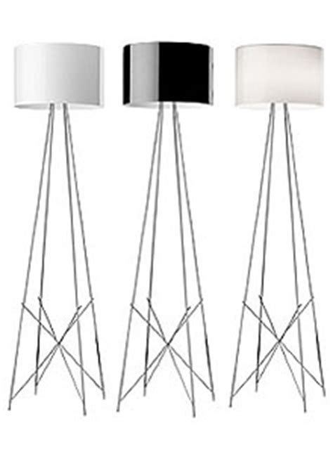 Flos Ray F2 Modern Floor Lamp Large by Rodolfo Dordoni