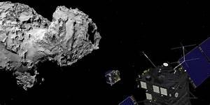 'Rosetta' Comet Mission Makes History (LIVE UPDATES)