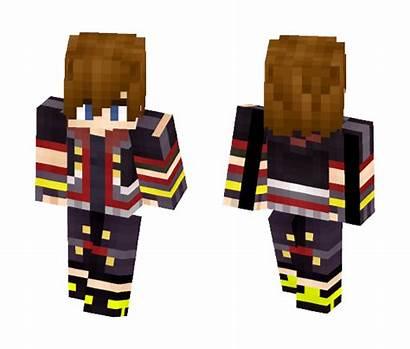 Sora Skin Minecraft Superminecraftskins Skins