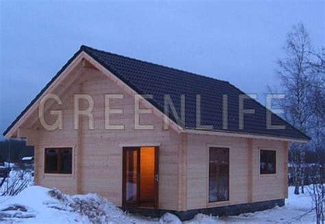 faire une salle de bain dans une chambre chalet bois rosina 80 maison bois greenlife