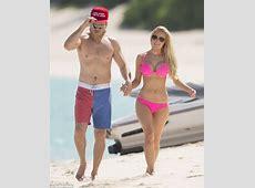 Heidi Montag celebrates 30th birthday in the Bahamas with