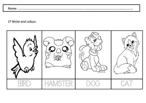 images  worksheets  pets kenneth cole