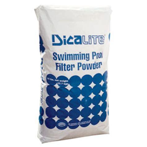 Diatomaceous Earth Swimming Pool Filter Powder ─ In The Swim
