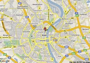 Google Maps Köln : cologne bonn map tourist attractions ~ Watch28wear.com Haus und Dekorationen