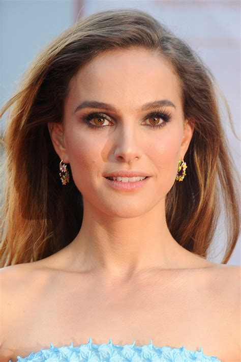 Brows Natalie Portman Elle