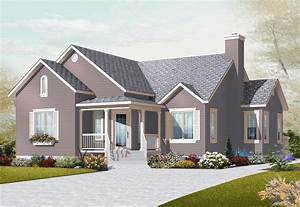 Small Country House Plans