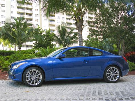 2009 Infiniti G37 S Coupe Review