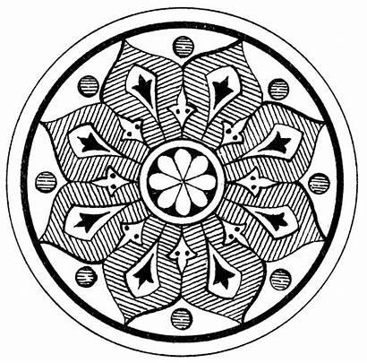 Clip Medallions Graphics Medallion Ornamental Fairy Patterns