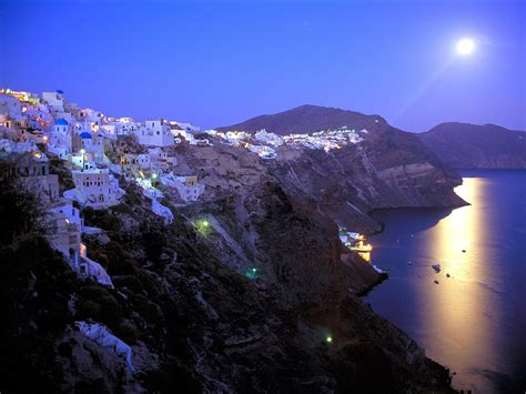 Santorini Island Greece Photo Travel Guide