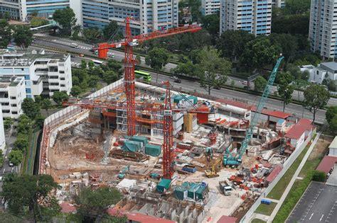 clement canopy singapore concrete construction