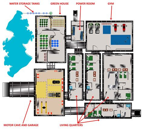 make your own floor plans underground bunkers rising s bunkers