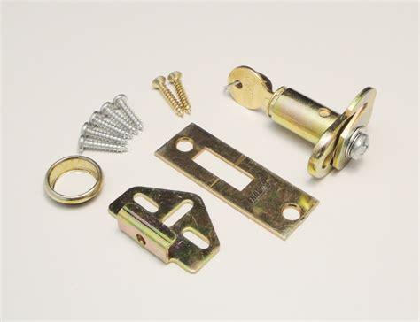 accordion door lock sterling folding door lock closet security brass tone