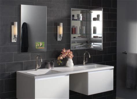 Robern M Series by Robern M Series With Tvid Contemporary Bathroom