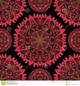 Bright Pink Mandala