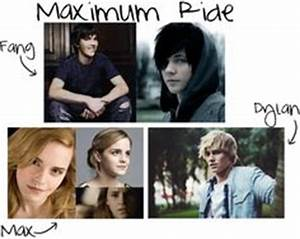 Pics For > Maximum Ride Movie Cast List Official