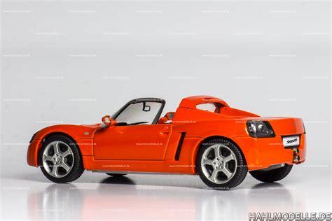 Opel Roadster by Opel Speedster Roadster Hahlmodelle De