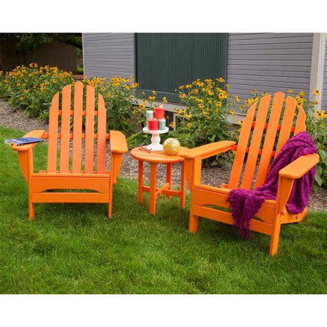polywood recycled plastic adirondack chairs maintenance