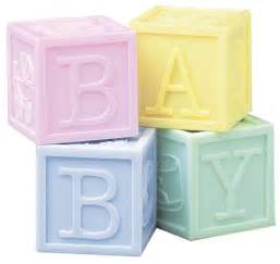 wire cake toppers culpitt baby building blocks the cake shop