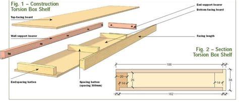 excellent exploded diagram   floating shelf