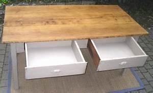 Table De Cuisine Avec Tiroir : table cuisine avec tiroir table de lit a roulettes ~ Teatrodelosmanantiales.com Idées de Décoration