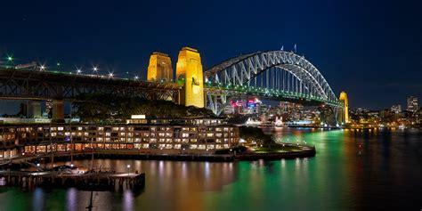beautiful sydney harbour bridge images