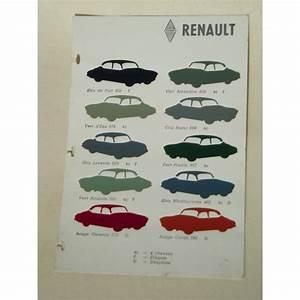 Code Couleur Voiture Renault : renault 314 ivoire jantes 4cv nuance peintures sprido ~ Gottalentnigeria.com Avis de Voitures