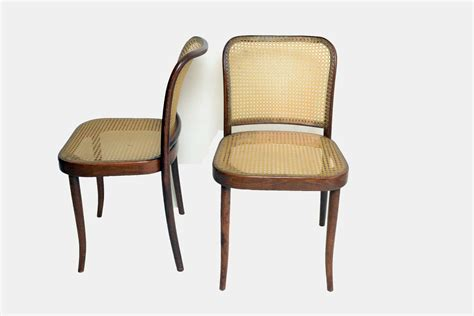 6 thonet bentwood dining chairs 1950 1960 mid century