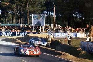 24 Heures Du Mans 1968 - Ford Gt40  11
