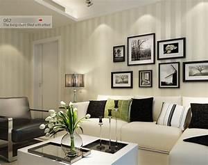 Moderne Wandfarben Für Wohnzimmer : moderne tapeten f r wohnzimmer ~ Sanjose-hotels-ca.com Haus und Dekorationen