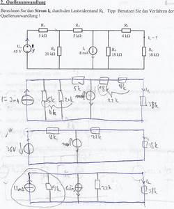 Innenwiderstand Berechnen : quellenumwandlung strom berechnen ~ Themetempest.com Abrechnung