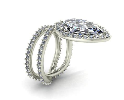 Wedding Rings : 2018 Popular Custom Design Wedding Rings