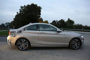 Serie 2 Coupe : spyshots f22 bmw 2 series coupe seen testing ~ Maxctalentgroup.com Avis de Voitures