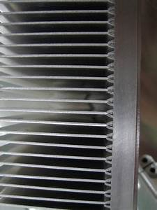 Kind Of Bonded Fin Heat Sink Type Swaged Heatsink