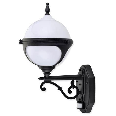 wall light with pir motion sensor security light