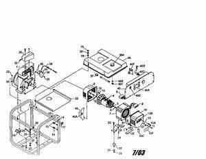 Coleman Pm0545303 Generator Parts