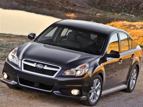 Subaru : The 2013 Subaru Legacy Is An Overlooked Gem In The Mid