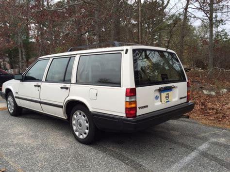 1994 Volvo 940 Wagon by 1994 Volvo 940 Turbo Wagon Classic Volvo 940 1994 For Sale