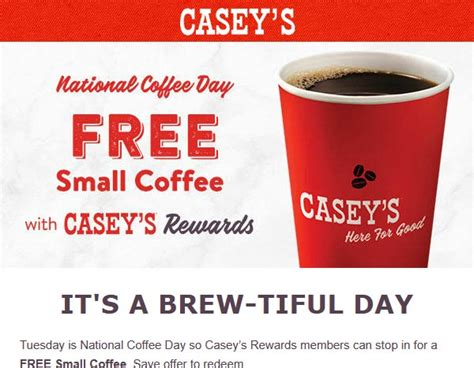 Built by baristas, joe empowers indie coffee to compete against national chains and earn more revenue every month than any other app. December, 2020 Free coffee today for rewards loggedin at Caseys gas stations #caseys coupon ...