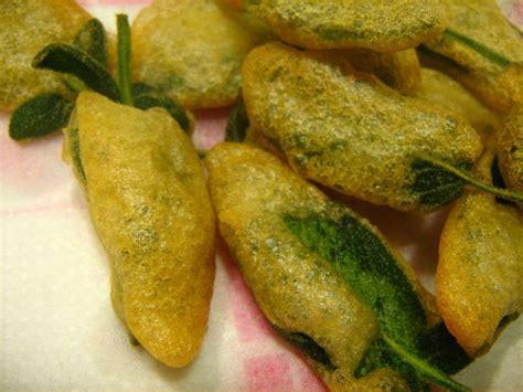 la cuisine italienne recettes beignets à la sauge pour l 39 apéritif la cuisine italienne
