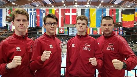 Karatē cīkstonim Jankauskam septītā vieta Eiropas junioru ...