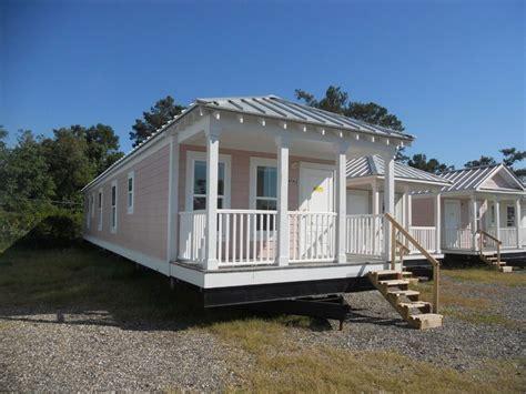 love  mema cottages   pretty cheap single wide trailers  built  hurricane