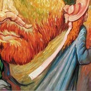 Pintura al óleo de Vincent Van Gogh, la pintura al óleo