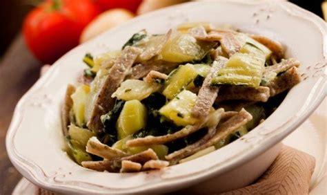Ricette Della Cucina Valtellinese  Ricette Popolari Sito