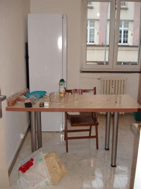 table cuisine plan de travail fabriquer une table plan de travail forum décoration mobilier système d