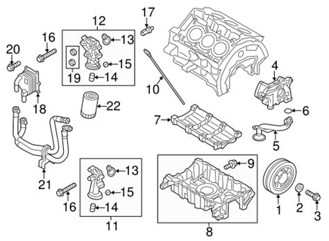Engine Parts For Ford Explorer