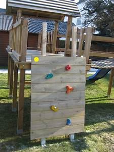 bauanleitung fur ein klettergerust mit wackelbrucke With französischer balkon mit garten bauen spiele